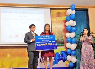 Bảo Việt Nhân thọ chi trả quyền lợi 2 tỷ đồng cho gia đình Khách hàng ngoại quốc